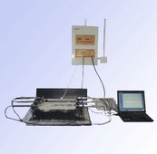 非接触式早期收缩变形测试仪