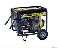 伊藤190A柴油發電焊機-發電電焊兩用機