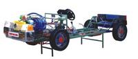 桑塔纳2000透明整车模型