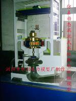 混流式水轮发电机组模型-仿真动态