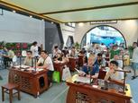 西部教裝博覽會勝利落幕 華文眾合智慧書法教室備受關注
