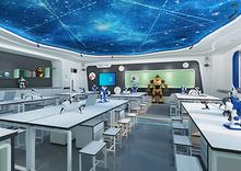 創客教室-創客空間-錄播室-智慧教室