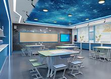 智慧教室-創客空間-錄播室-智慧教室