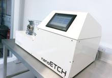 台式超精准二维材料等离子软刻蚀系统—nanoETCH