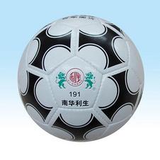 【南华利生LeeSheng】标准手缝足球防伪PU材质丁基球胆5号足球191