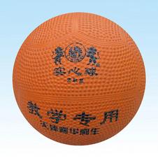 【南华利生LeeSheng】民族品牌专用训练球橡胶胆防滑颗粒室外用2KG实心球16cm大球