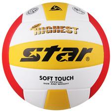 【世达-Star】中考学生成人大学生男女比赛训练软式标准专用球VB425-34