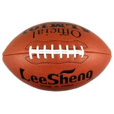 南华利生【LeeSheng】橄榄球 丁基球胆PU材质橄榄球