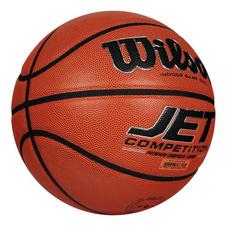 威尔胜(Wilson)篮球JET系列超纤耐磨7号校园水泥地室内室外训练比赛篮球 WTB1050IB07CN