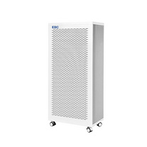 EBC移動式高強度紫外線空氣消毒機(紫外光觸媒+醫療級HEPA濾網+緩釋濾網,殺菌率達99%)