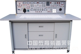電工、電子、電拖(帶直流電機)實驗與技能實訓考核臺