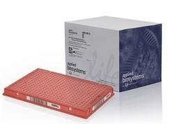 美国ABI MicroAmp? EnduraPlate? Optical 384-Well Red Reaction Plates with Barcode4483322产品促销
