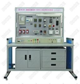 DICE-WD-D1维修电工技能考核实训装置(网孔板,单面型)