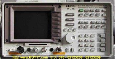 频谱分析仪9kHz~22GHz  HP8593E 示波器