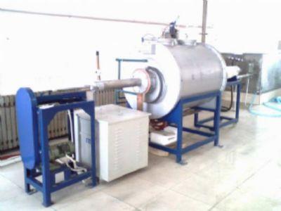 卧式碳管炉