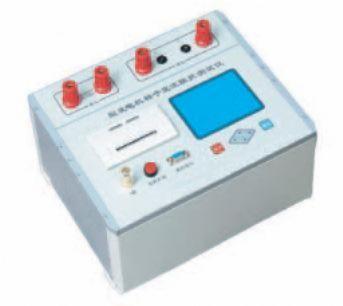 发电机转子交流阻抗测试仪 转子交流阻抗测试仪 阻抗测试仪