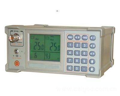 模拟信号场强仪 场强仪 型号:HA/MS1802(5-870MHz)