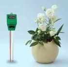 三合一园艺检测仪/土壤湿度、酸度、光度三合一表计/三合一土壤检测仪  型号:HAD-3
