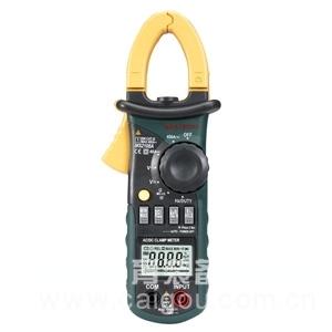 交直流电流钳形表/钳形表 型号:HAD-MS2108A