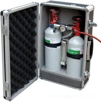 瓦斯检查报警仪校验仪/便携式井下甲烷传感器校验仪 型号:SL-TMK-6C
