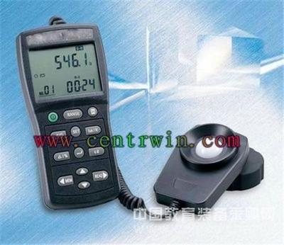 专业级照度计 台湾 型号:TES-1339