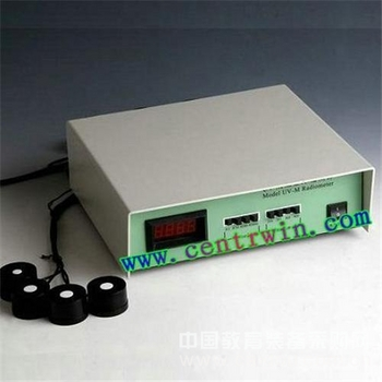多通道型紫外辐照计 型号:BSFUV-M