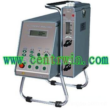 便携式红外油份浓度分析仪/便携式红外测油仪 型号:GFF-OCMA220