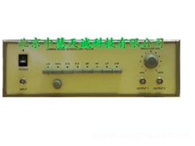 噪声信号发生器/测量滤波器 型号:NFQJ-DM8899A