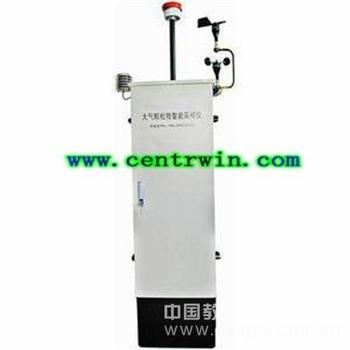 四通道大气颗粒物采样仪/颗粒物分析仪/TSP采样仪/PM10采样仪/PM5采样仪/PM2.5采样仪 型号:QYJTH-16A