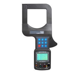 大口径钳形漏电流表/钳形电流表 型号:HAD-7000