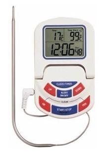 数字式温度计/探针温度计/长导线探针温度计/食品温度计  型号:HETI-79