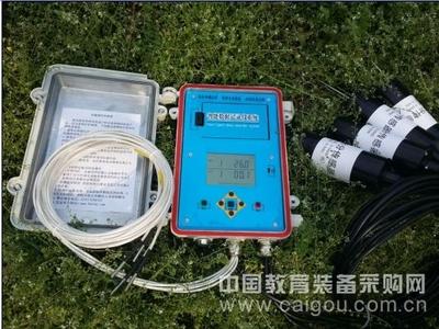 土壤温度记录仪/土壤湿度度记录仪/土壤温湿度仪