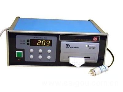 氧浓度监控仪 氧浓度检测仪 型号:LH-CYK-100A