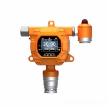 目标点多级校准固定在线式溴气检测报警器中英文界面操作