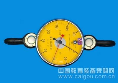 指针式测力仪表 拉力表 拉力计 型号: FD/LLB-CY-160