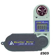 六合一多功能风速仪/多功能风速计  型号:HAD-AZ8909