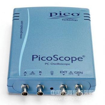 Pico 示波器|USB示波器|PicoScope 3204|2 通道+外部触发|60MHZ