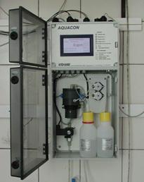 欧克硅表Aquacon SIO2硅酸根分析仪