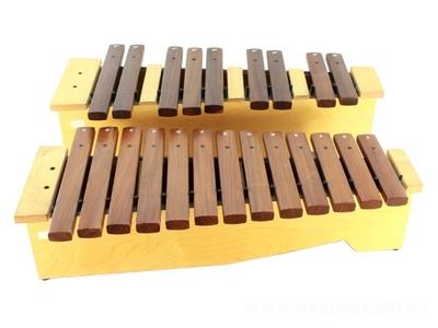 专业高音木键打琴