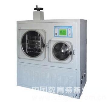 诺基仪器品牌冷冻干燥机LGJ-50C可比进口产品