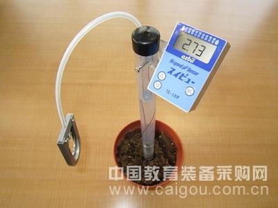土壤水势长期监测系统TE-10F