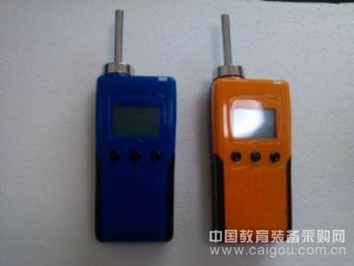 便携泵吸式硫化氢监测仪