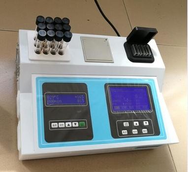 消解测定一体式多参数水质检测仪(COD,氨氮,总磷,浊度)
