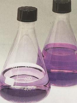 偶氮紫其饱和的苯溶液或0.5%的吡啶溶液