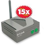 DWL-G810 802.11g无线上网接续器