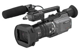 摄录一体机DSR-PD190P