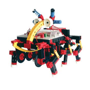 慧鱼创意组合模型ROBO移动组