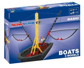 慧鱼创意组合模型船舶