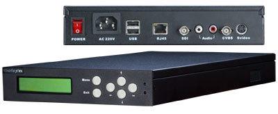 广播级H.264编码器,VAC编码器,直播服务器