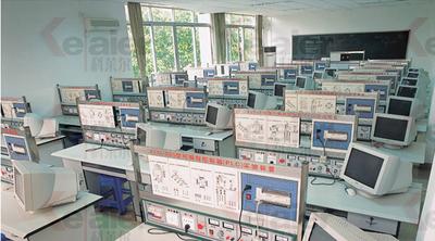 单片机可编程控制器实验装置